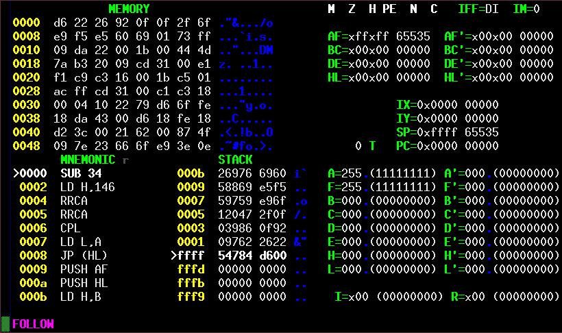 The official Z80-ASM homepage