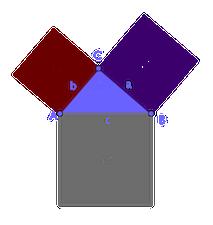 satz des pythagoras. Black Bedroom Furniture Sets. Home Design Ideas