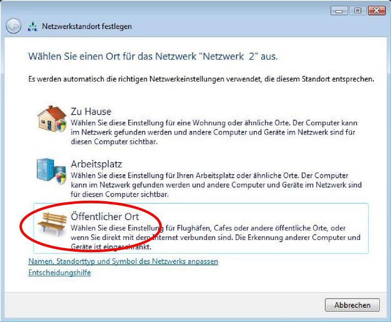 wichtige windows 7 dienste